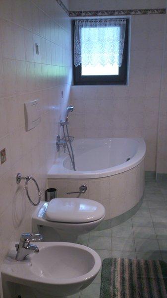 Foto del bagno Appartamenti Tlisüra