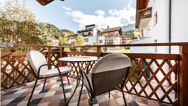 Photo of the balcony Chalet Maria Apartments
