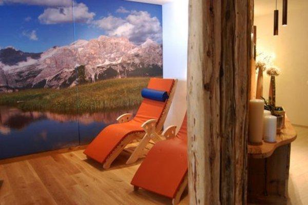 Foto del wellness Garni (B&B) + Appartamenti Lüch da Pcëi