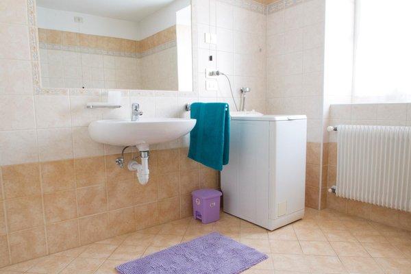 Foto del bagno Appartamento Casa Fanni