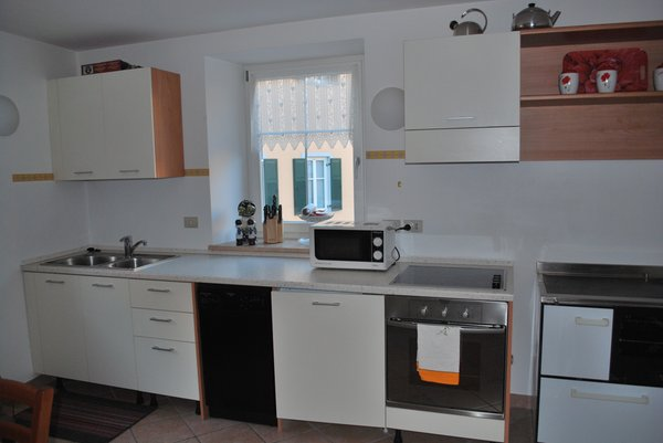 Foto della cucina Casa Fanni