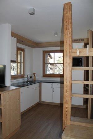 Foto der Küche Natur Lüch Sossach