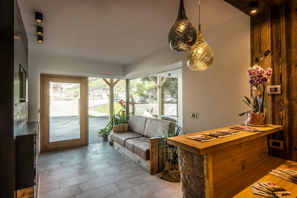 Die Gemeinschaftsräume Ferienwohnungen Chalet Prades