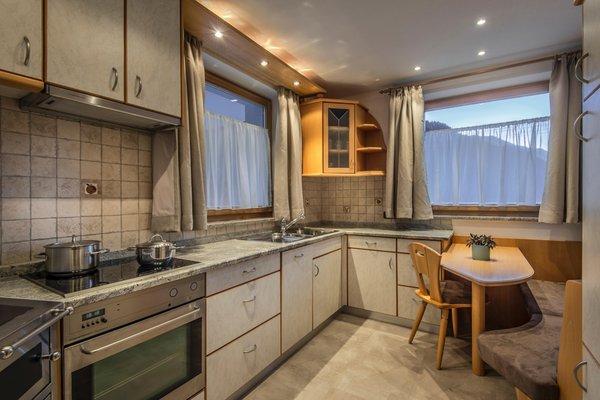 Foto der Küche Chalet Prades