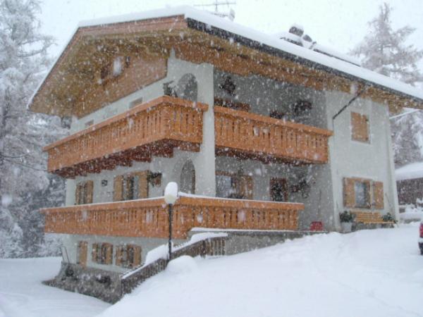 Foto esterno in inverno Elmes