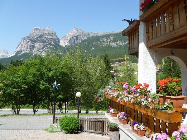 Foto del balcone Elmes