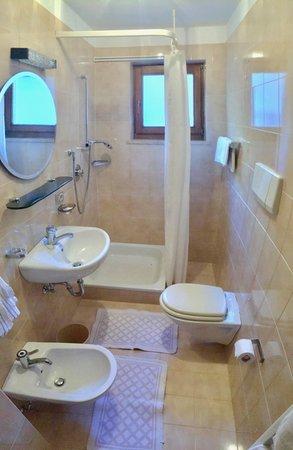 Foto del bagno Appartamenti Fistì
