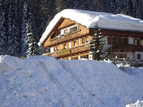 Foto invernale di presentazione Casa Balestra - Appartamenti