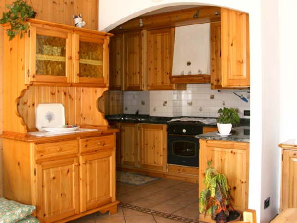 Foto della cucina Casa Balestra