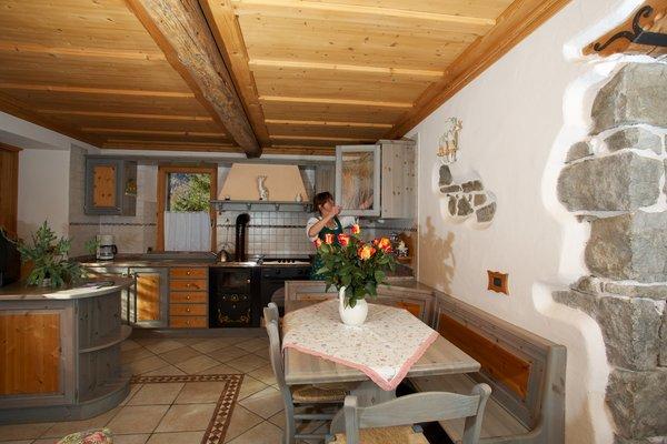 Foto della cucina Casa Momi