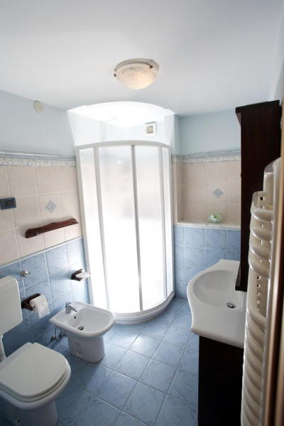 Foto del bagno Appartamenti Casa Momi