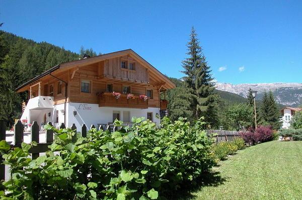 Foto esterno in estate L' Tiac