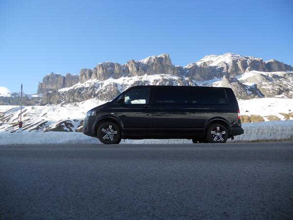 Foto di presentazione Alfio - Taxi