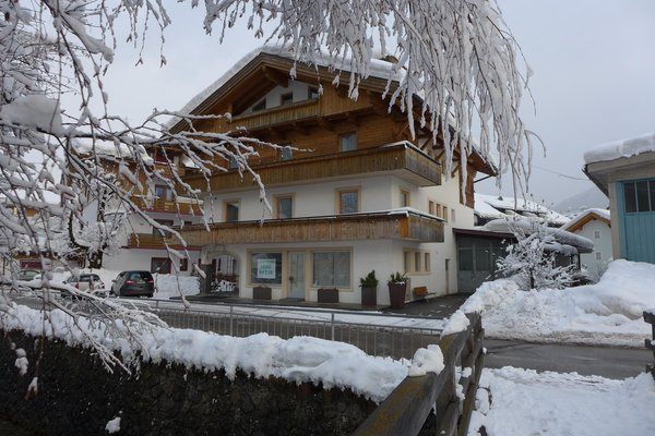 Foto invernale di presentazione Drau Natur - Appartamenti 3 soli