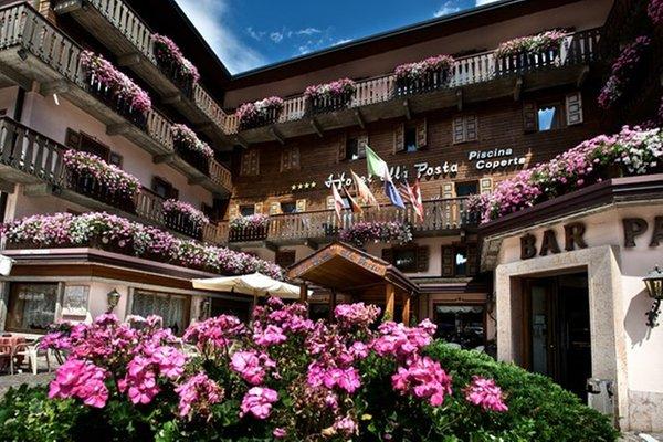 Foto estiva di presentazione Hotel Alla Posta