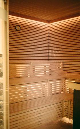 Foto della sauna Caprile