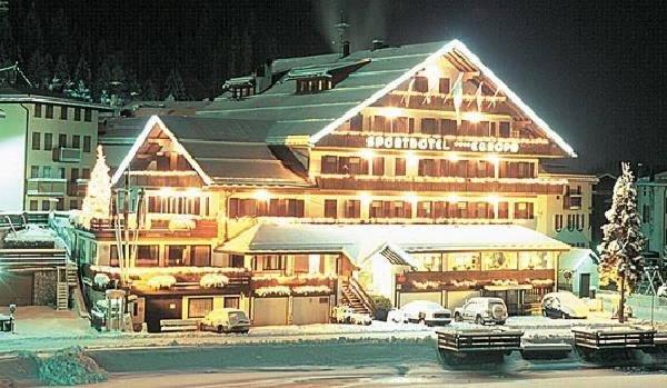 Výsledek obrázku pro sport hotel europa civetta