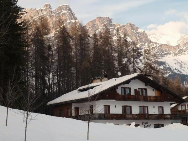 Foto invernale di presentazione Appartamento Anne