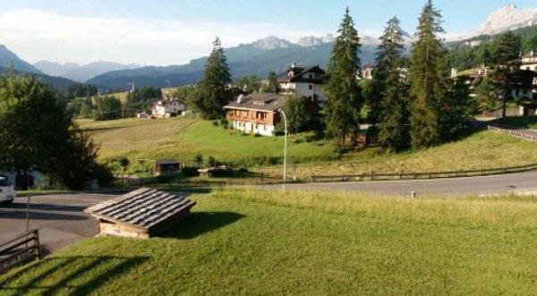 Panoramic view Cortina d'Ampezzo - Ronco