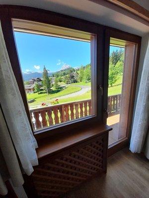 Foto del balcone Anne