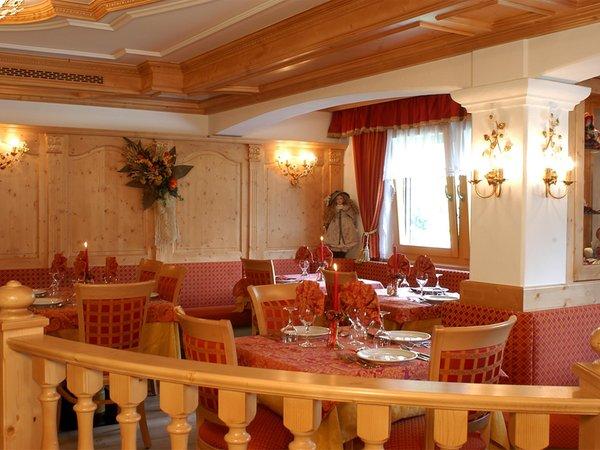 Il ristorante Alleghe - Masarè Adriana