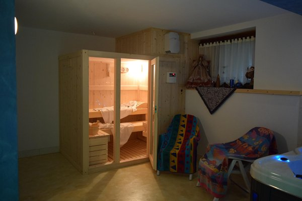 Photo of the sauna Alleghe