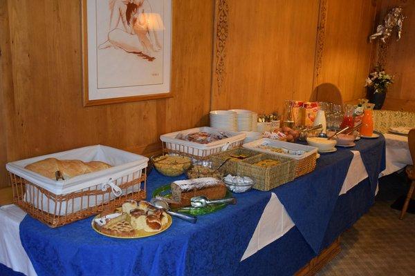 La colazione Alpenrose - Hotel 3 stelle sup.