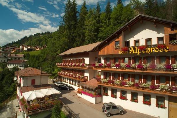 Foto estiva di presentazione Alpenrose - Hotel 3 stelle sup.