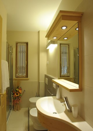 Photo of the bathroom Apartments In Tabià