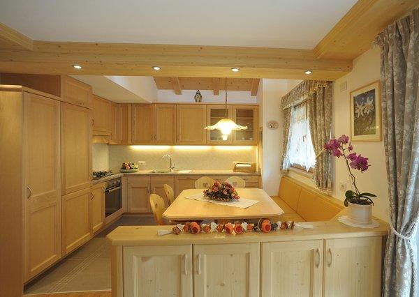 Foto della cucina In Tabià