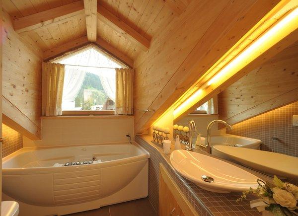 Foto del bagno Appartamenti In Tabià