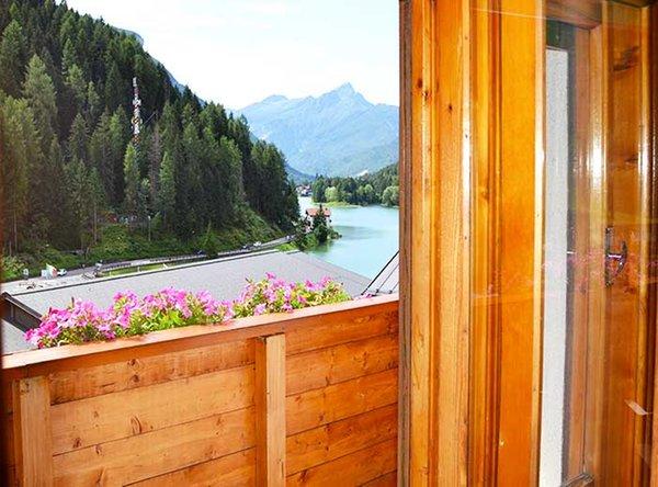 Foto del balcone Coldai