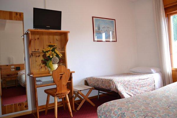 Foto vom Zimmer Hotel Coldai