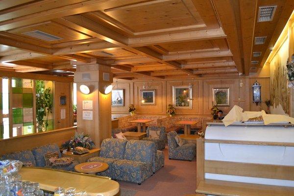 Die Gemeinschaftsräume Hotel Coldai