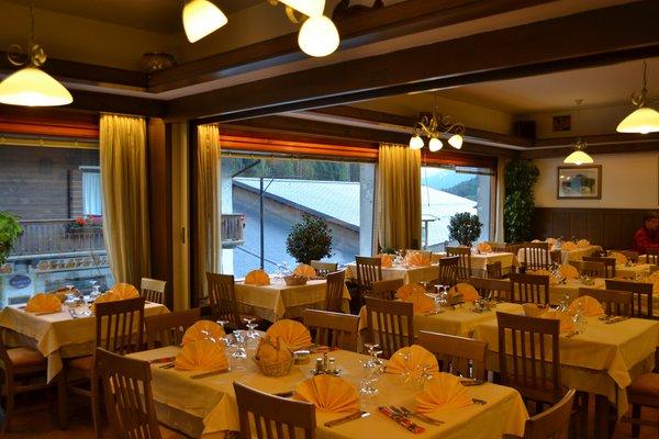 Das Restaurant Alleghe Coldai