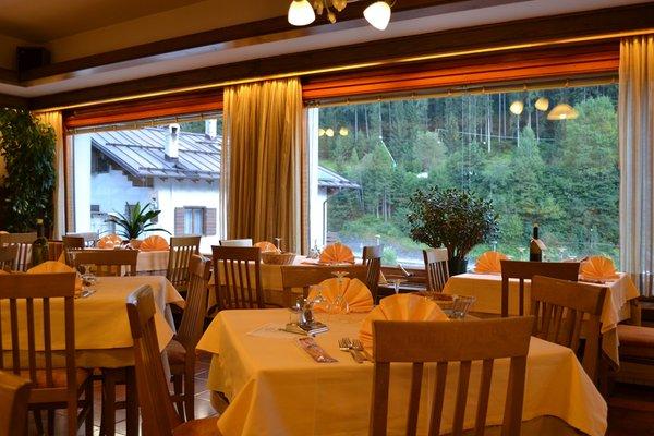 Il ristorante Alleghe Coldai