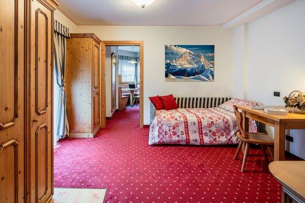 Foto vom Zimmer Hotel La Montanina