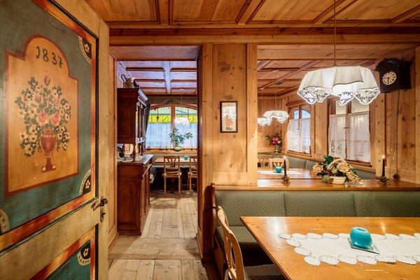 Das Restaurant Caprile La Montanina