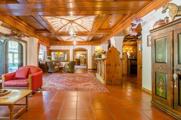 Le parti comuni Hotel Monte Civetta