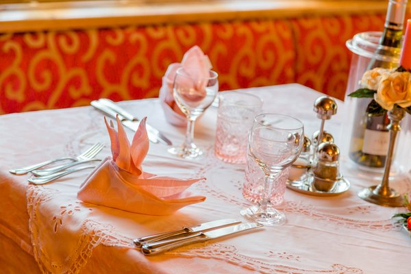 Il ristorante Caprile Monte Civetta