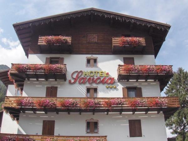 Foto estiva di presentazione Savoia - Hotel 3 stelle