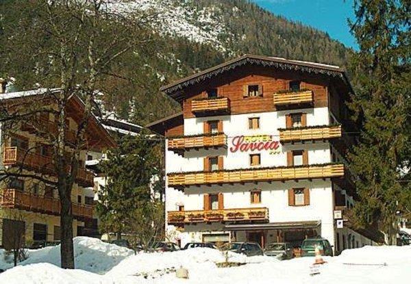 Foto invernale di presentazione Savoia - Hotel 3 stelle