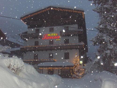 Foto esterno Hotel Savoia