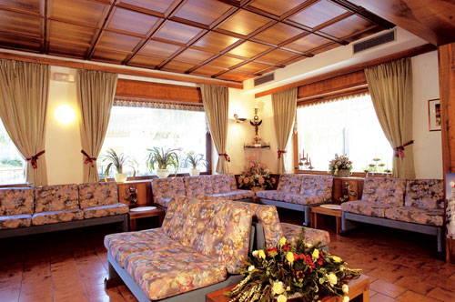 Le parti comuni Hotel Savoia