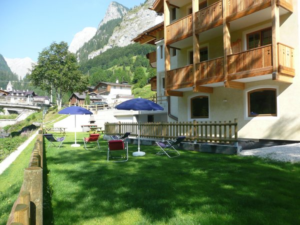 Photo of the garden Rocca Pietore (Marmolada)