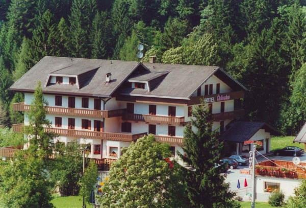 Foto estiva di presentazione Hotel Ciclamino