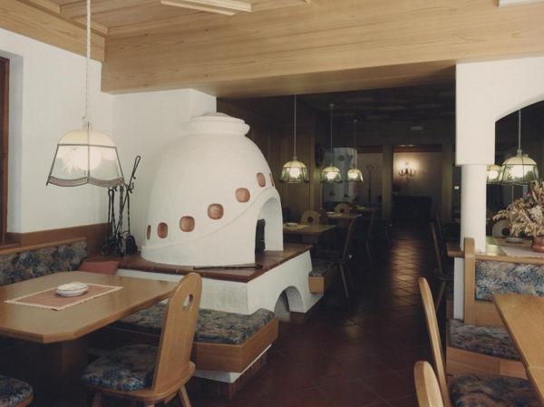 La sala da pranzo Hotel Ciclamino