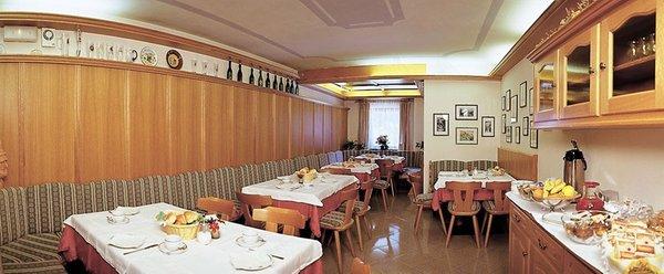 La colazione Esperia - Garni-Hotel + Appartamenti 2 stelle