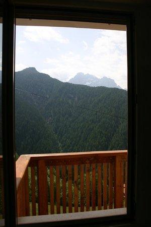 Foto del balcone Cèsa Dele Angele