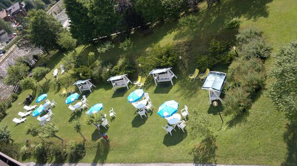 Foto del giardino Val di Zoldo - Forno